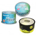 Компактдиск Maxell CD-R, 700 MB, шпиндел 10 бр.